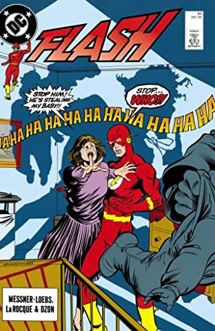The Flash (1987-2009) #33