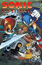 Sonic the Hedgehog #238