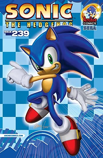 Sonic the Hedgehog #239