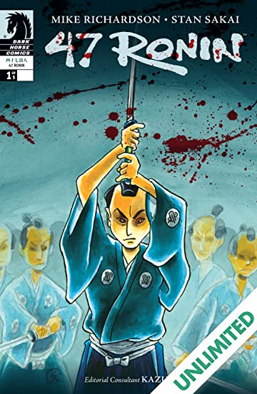 47 Ronin #1 (of 5)