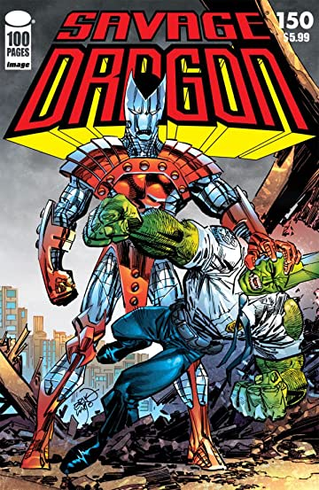 Savage Dragon #150