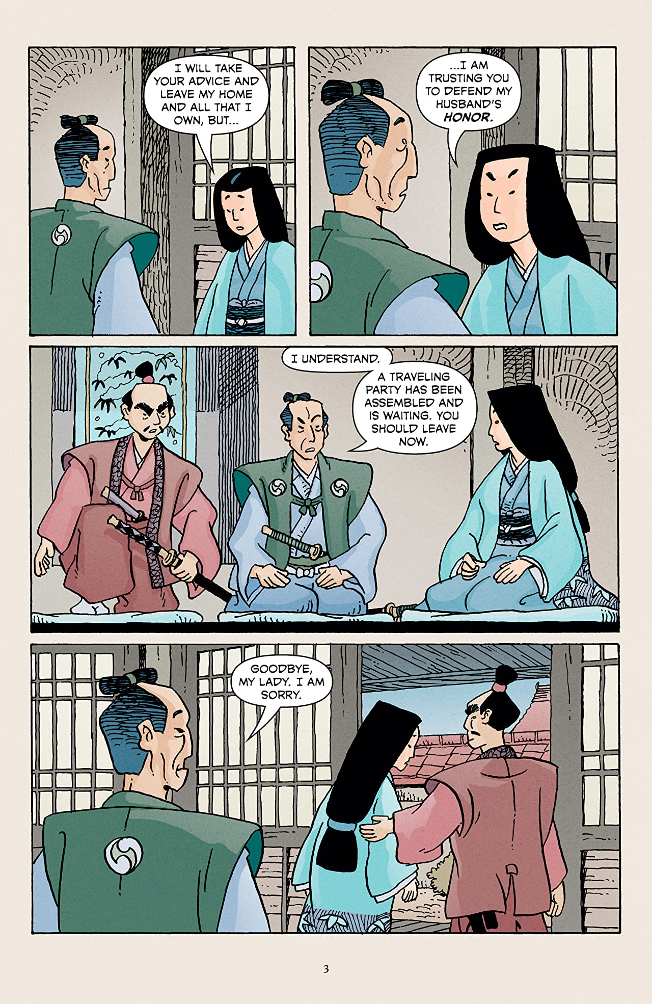 47 Ronin #3 (of 5)