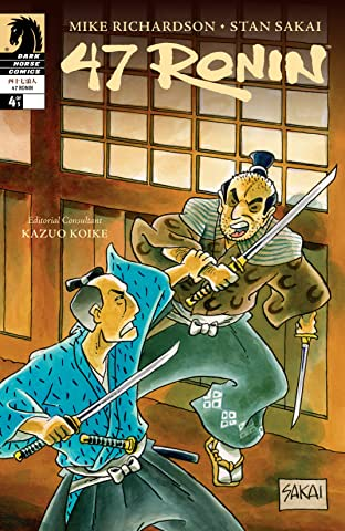 47 Ronin #4 (of 5)