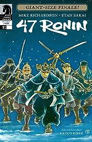 47 Ronin #5 (of 5)
