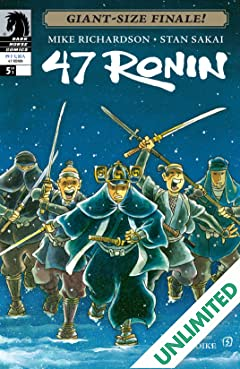 47 Ronin #5 (of 5)