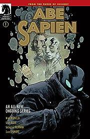 Abe Sapien #1: Dark and Terrible part 1