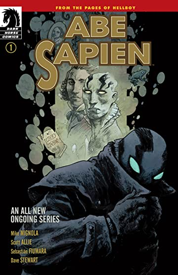 Abe Sapien #1: Dark and Terrible part 1