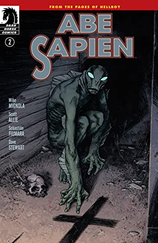 Abe Sapien No.2: Dark and Terrible part 2