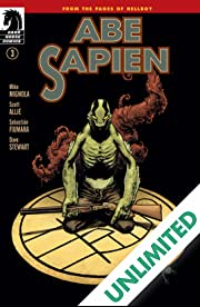 Abe Sapien #3: Dark and Terrible part 3