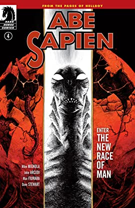 Abe Sapien #4: The New Race of Men (Part 1 of 2)