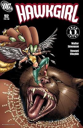 Hawkgirl (2006-2007) #52