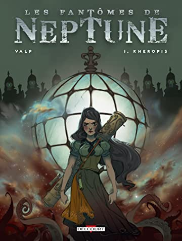 Les fantômes de Neptune Vol. 1: Kheropis