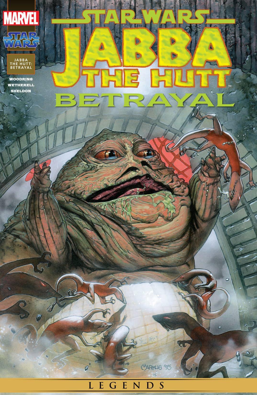 Star Wars: Jabba The Hutt - Betrayal (1996)