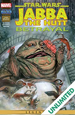 Star Wars: Jabba The Hutt - Betrayal (1996)