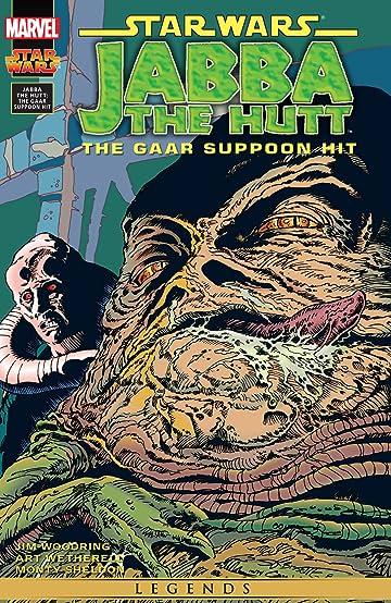 Star Wars: Jabba The Hutt - The Gaar Suppoon Hit (1995)