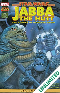 Star Wars: Jabba The Hutt - The Hunger of Princess Nampi (1995)