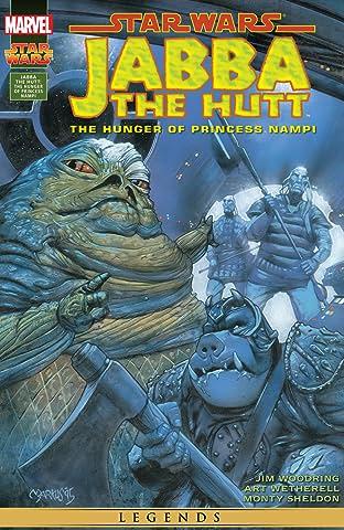 Star Wars: Jabba The Hutt - The Hunger of Princess Nampi (1995)
