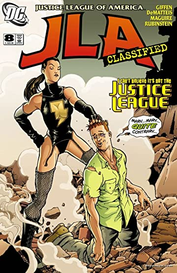 JLA: Classified #8