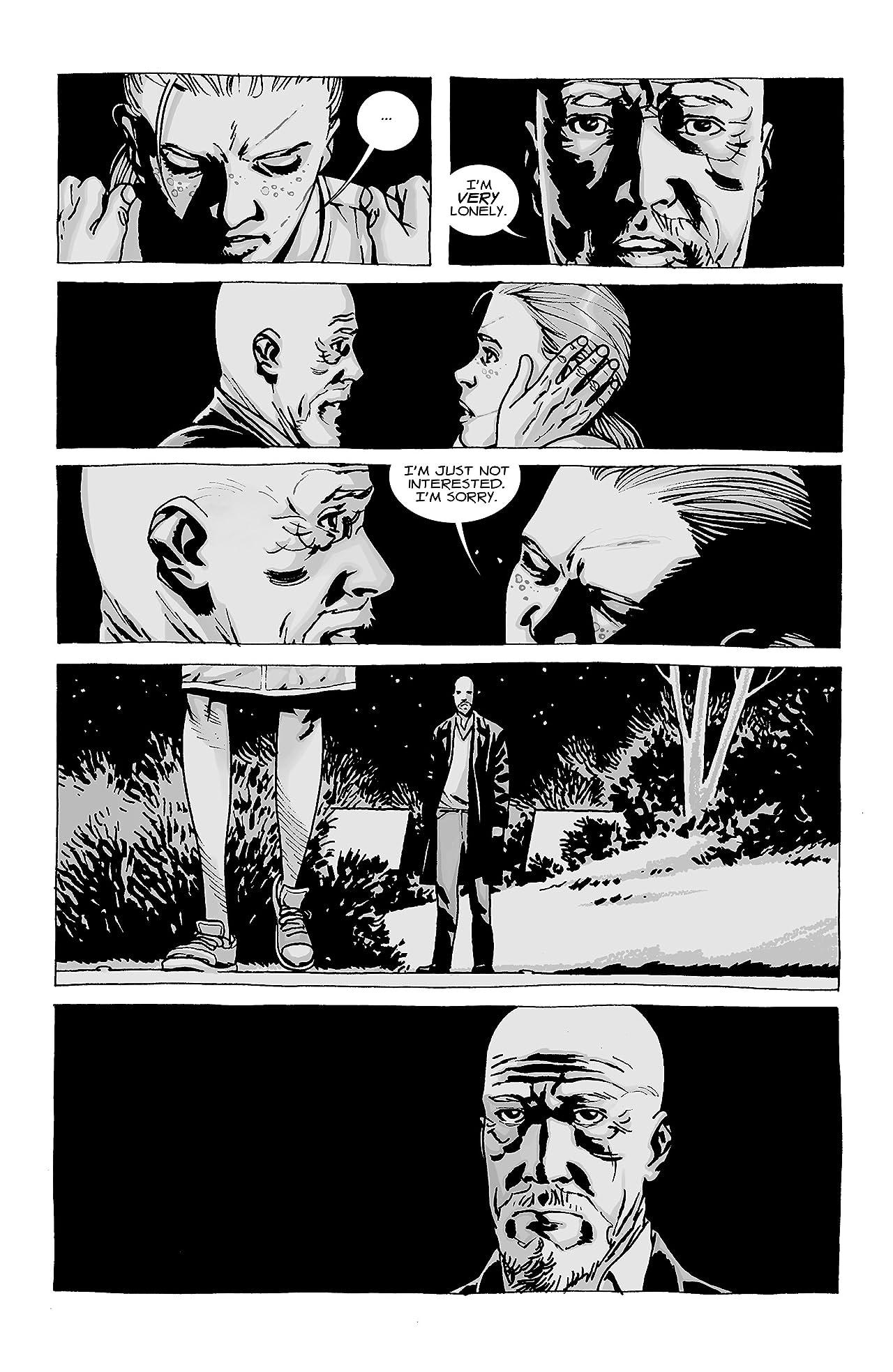 The Walking Dead #72