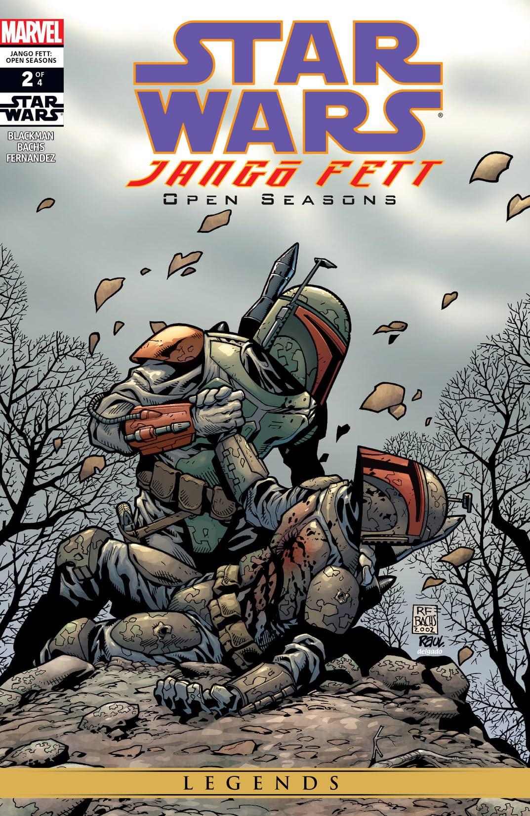 Star Wars: Jango Fett - Open Seasons (2002) #2 (of 4)