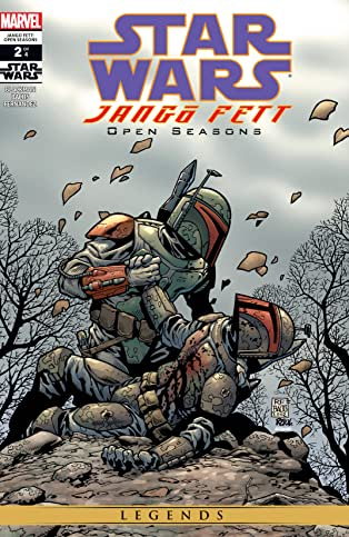 Star Wars: Jango Fett - Open Seasons (2002) #2 (of 4)