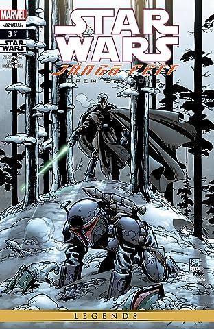 Star Wars: Jango Fett - Open Seasons (2002) #3 (of 4)