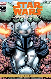 Star Wars: Jango Fett - Open Seasons (2002) #4 (of 4)
