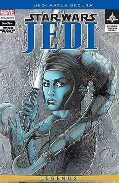 Star Wars: Jedi - Aayla Secura (2003)