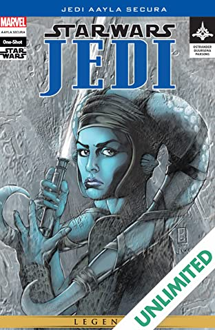 Star Wars: Jedi - Aayla Secura (2003)