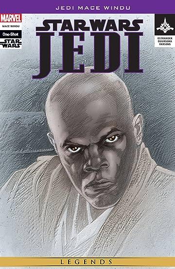 Star Wars: Jedi - Mace Windu (2003)