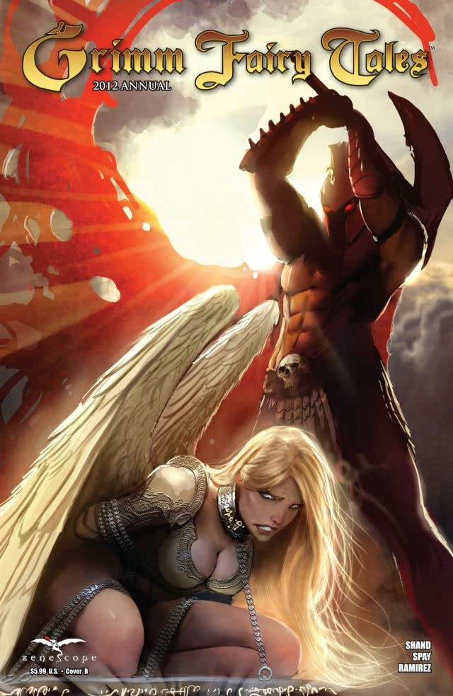 Grimm Fairy Tales: 2012 Annual