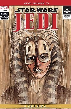 Star Wars: Jedi - Shaak Ti (2003)