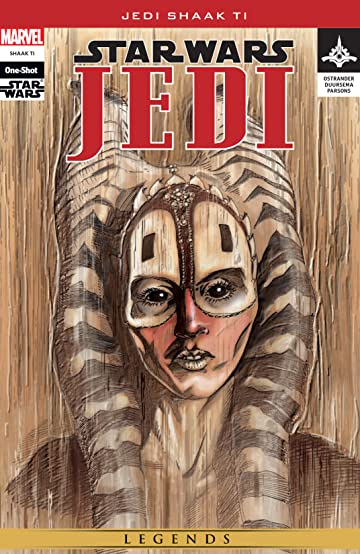 Star Wars: Jedi - Shaak Ti (2003)
