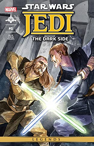 Star Wars: Jedi - The Dark Side (2011) #1 (of 5)