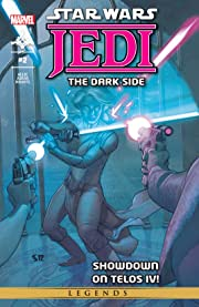 Star Wars: Jedi - The Dark Side (2011) #2 (of 5)