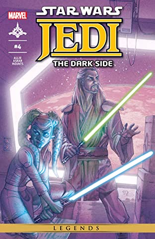 Star Wars: Jedi - The Dark Side (2011) #4 (of 5)
