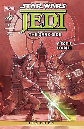 Star Wars: Jedi - The Dark Side (2011) #5 (of 5)