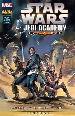 Star Wars: Jedi Academy - Leviathan (1998-1999) #1 (of 4)