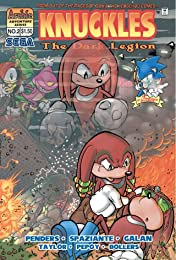 Knuckles the Echidna #2