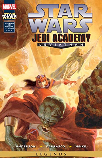 Star Wars: Jedi Academy - Leviathan (1998-1999) #4 (of 4)