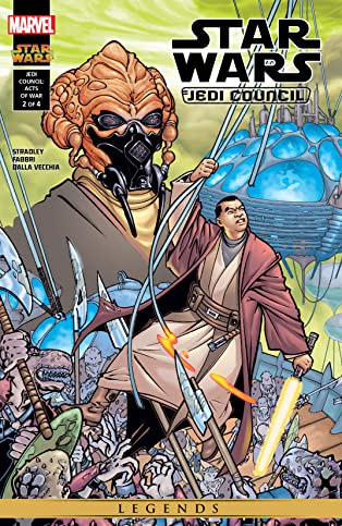 Star Wars: Jedi Council - Acts of War (2000) #2 (of 4)