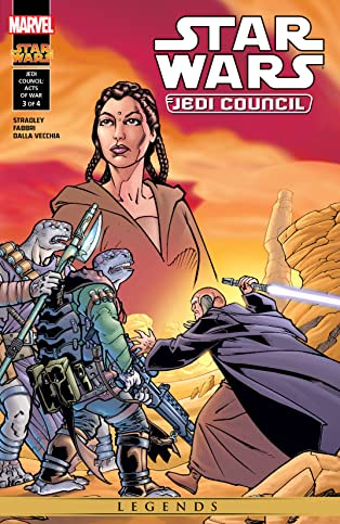 Star Wars: Jedi Council - Acts of War (2000) #3 (of 4)