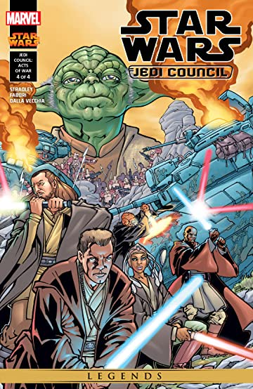 Star Wars: Jedi Council - Acts of War (2000) #4 (of 4)