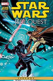 Star Wars: Jedi Quest (2001) #1 (of 4)