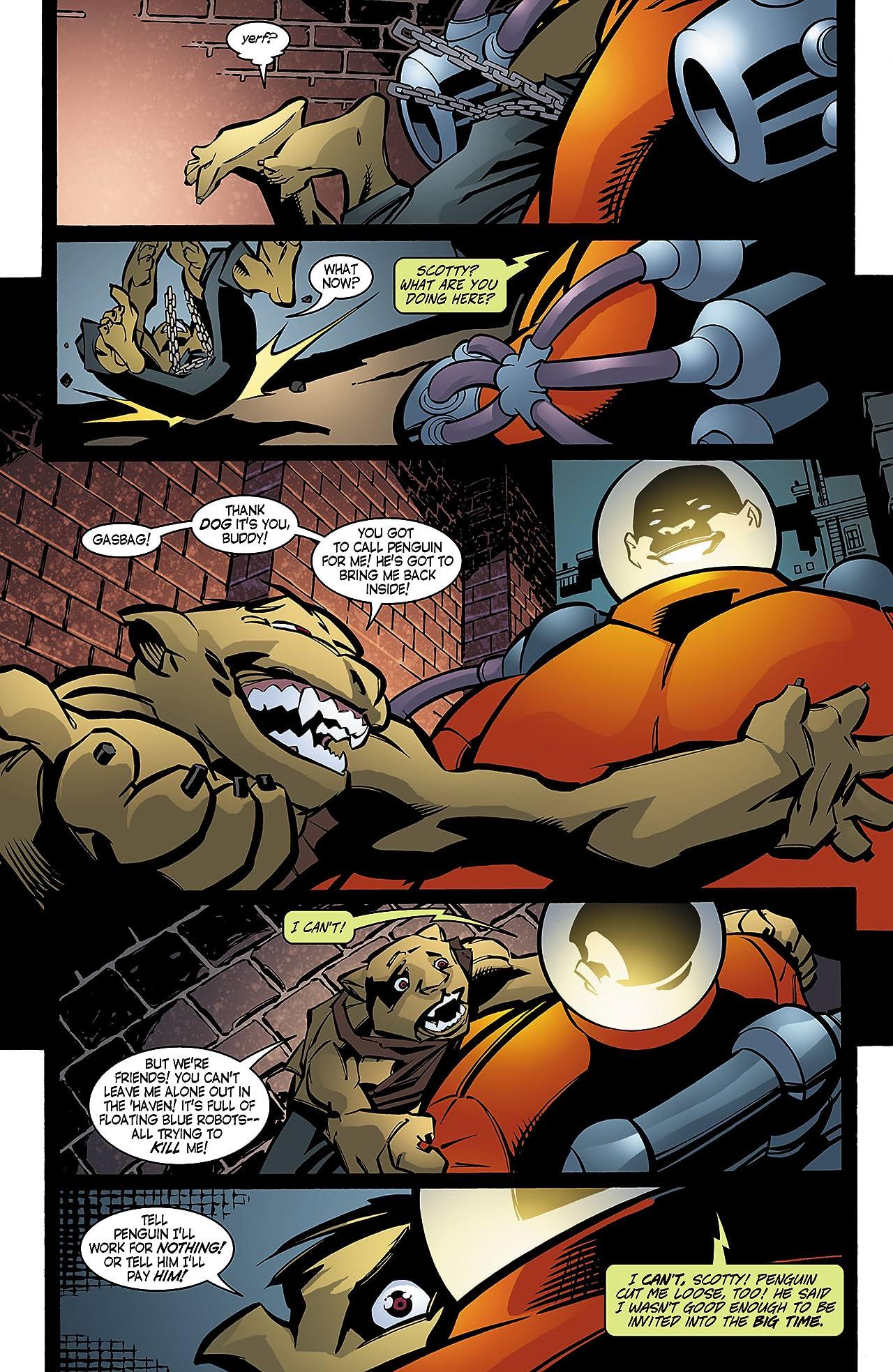 Robin (1993-2009) #143