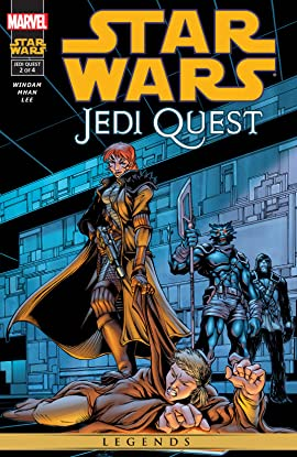 Star Wars: Jedi Quest (2001) #2 (of 4)