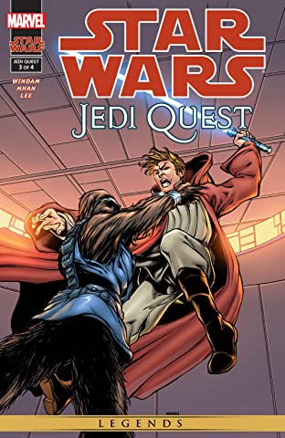 Star Wars: Jedi Quest (2001) #3 (of 4)