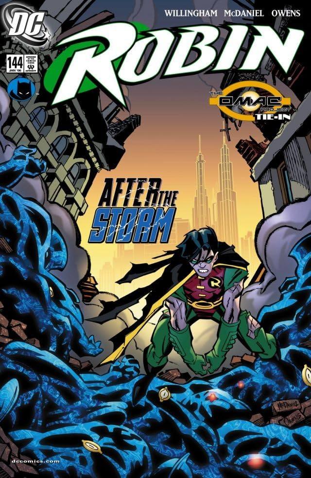 Robin (1993-2009) #144