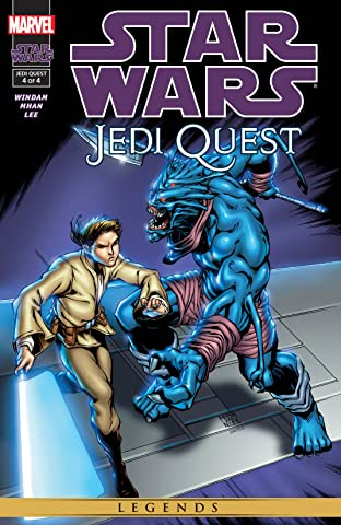 Star Wars: Jedi Quest (2001) #4 (of 4)