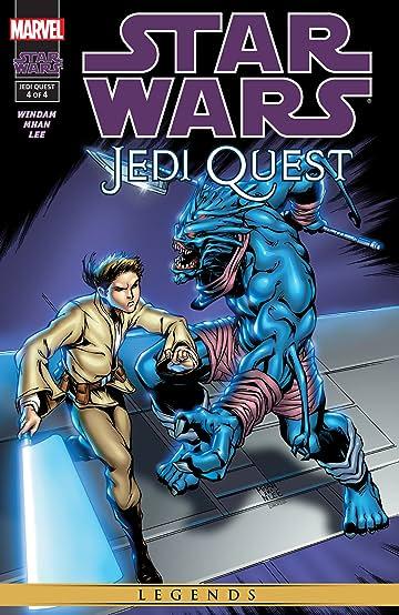 Star Wars: Jedi Quest (2001) #4 (of 4)